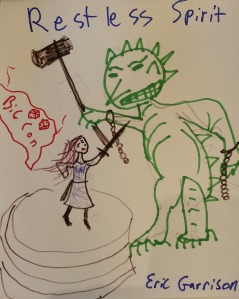 Skye battles the Chained Lord at Big Con