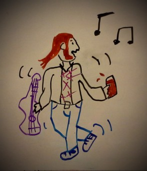 Whiteboard Wednesday - Gonzo is Elvis!