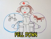 Fell Down
