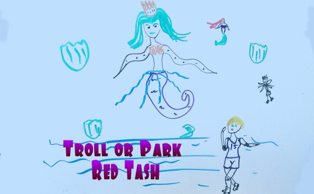 Troll or Park - Roller Deb meets the Water Queen