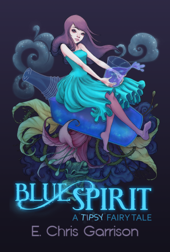 Blue Spirit Cover