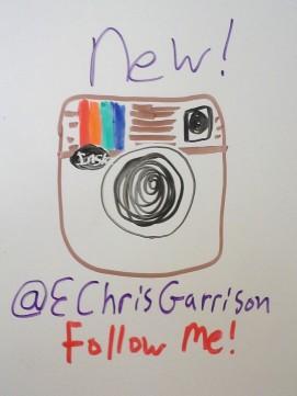 EChrisGarrison on Instagram!