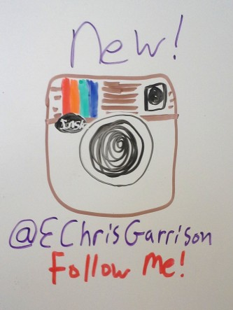 EChrisGarrison on Instagram!