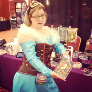 Steampunk Snow Queen wants to know, do you want to hear a story?