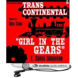 Girl in the Gears Audiobook Cover