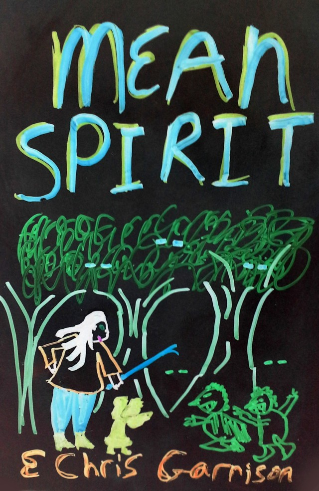 Mean Spirit Whiteboard Cover