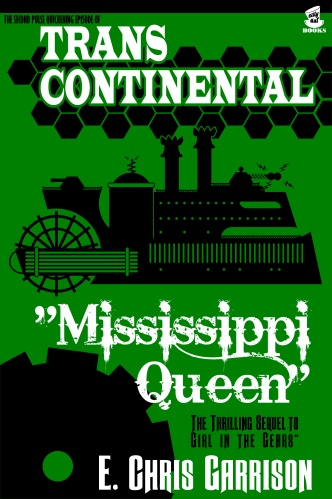 Mississippi Queen front cover
